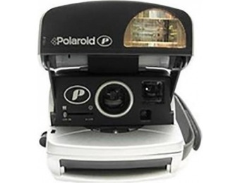 70% off Impossible Polaroid 600 Round Instant Camera