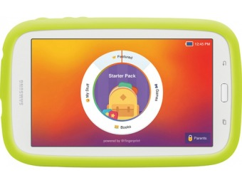 "$40 off Samsung Galaxy Kids Tab E Lite 7"" 8GB Tablet"