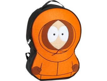 "42% off South Park 18"" Kenny McCormick Backpack"