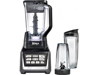 50% off Nutri Ninja 72-Oz. Blender Duo with Auto IQ