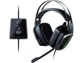 $50 off Razer Tiamat 7.1 V2 True Surround Sound PC Gaming Headset
