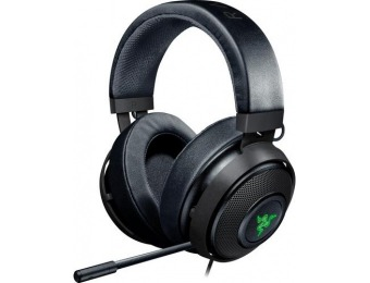 $30 off Razer Kraken 7.1 V2 Wired Surround Sound Gaming Headset