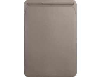 "$25 off Apple Leather Sleeve for 10.5"" iPad Pro"