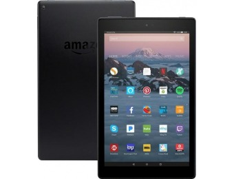 "$50 off Amazon Fire HD 10 10.1"" Tablet - 32GB 7th Generation"