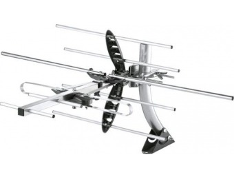 60% off Insignia Outdoor High Gain Yagi Antenna