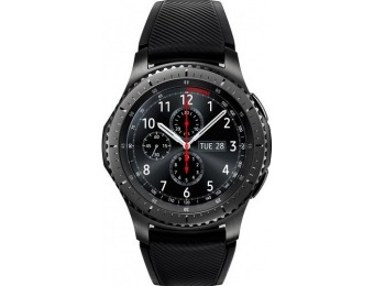 $150 off Samsung Gear S3 Frontier Smartwatch 46mm, Refurb