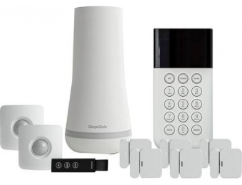 $100 off SimpliSafe Shield Home Security System