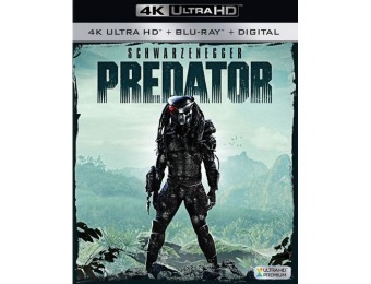 27% off Predator (4K Ultra HD Blu-ray/Blu-ray)