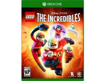 75% off LEGO The Incredibles - Xbox One