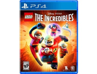 75% off LEGO The Incredibles - PlayStation 4