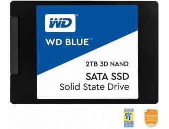 $360 off WD Blue 3D NAND 2TB SSD