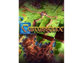 57% off Carcassonne [Online Game Code]