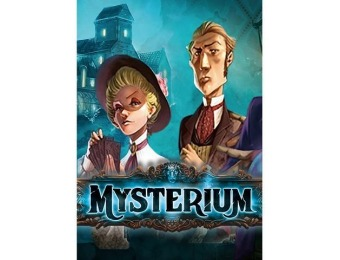 74% off Mysterium: A Psychic Clue Game [Online Game Code]
