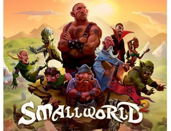 82% off Small World 2 [Online Game Code]