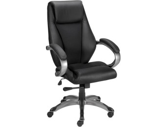 $80 off Staples Ackerley Bonded Leather Managers Chair