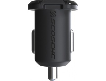 50% off Scosche reVOLT USB Vehicle Charger