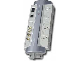 $65 off Panamax 8-Outlet Power Conditioner/Surge Protector