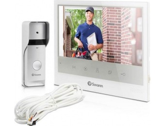 $100 off Swann Video Doorphone