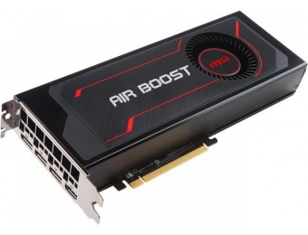 $310 off MSI Radeon RX Vega 56 DirectX 12 Air Boost OC 8GB
