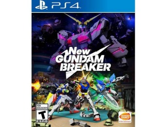 82% off New Gundam Breaker - PlayStation 4