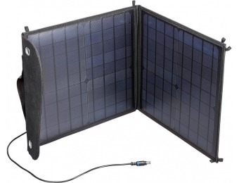 $60 off Monoprice 25W, 18V Solar Panel for PowerCache 220