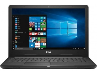 "$80 off Dell Inspiron 15.6"" Laptop - Core i3, 8GB, 1TB"