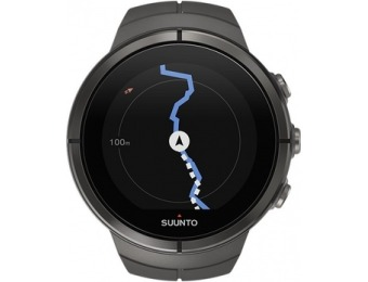 $359 off Suunto Spartan Ultra GPS Sports Watch - Stealth Titanium