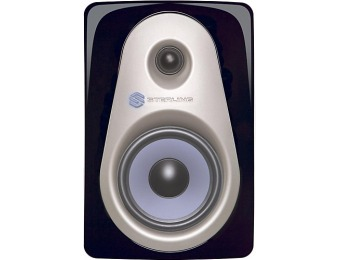 "$80 off Sterling Audio Mx5 5"" Powered Studio Monitor"