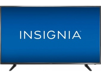 "$170 off Insignia 55"" LED 1080p HDTV, NS-55D510NA19"