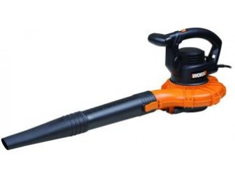 30% off Worx 250 MPH 12A Handheld 2 Speed Vacuum/Blower