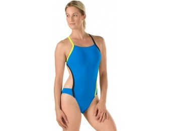 61% off Speedo Racing Stripe Volt Back - ProLT Performance