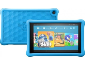 "$50 off Amazon Fire HD 10 Kids Edition - 10.1"" 32GB Tablet"