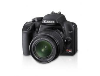 $50 off Dell Coupon Code for Canon EOS Rebel XS DSLR