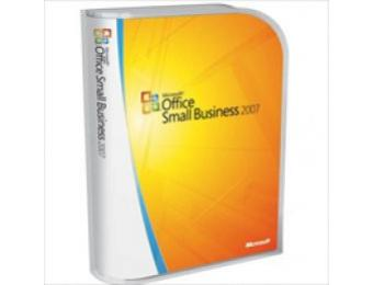 $80 off Microsoft Office Small Business 2007