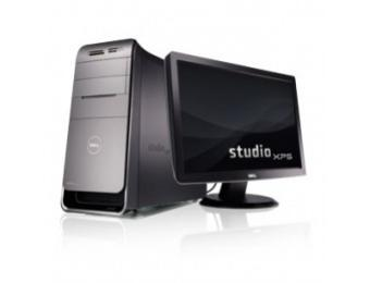 All New Dell Studio XPS 7100 Desktop Computer for $499