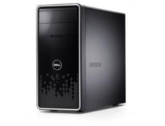 Inspiron 580 Desktop with Core i3/8GB/1000GB for $499.99