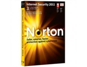 57% Off Norton Internet Security 2011, only $29