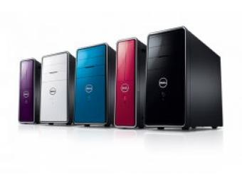 Up To $413 Off Dell Desktops, Inspiron, XPS, Choose Face Color for 1 Penny