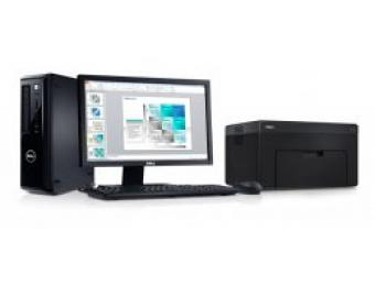 $264 Off Vostro 260 Slim tower, Customizable, Dell E2011H Monitor, Win 7 Pro