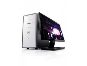 "$399 Inspiron 560, Customizable, 19"" Display, 1TB HDD, 4GB DDR3"