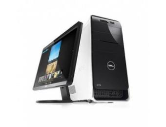 $643 Off XPS 8300, Customizable, UltraSharp U2412M Display