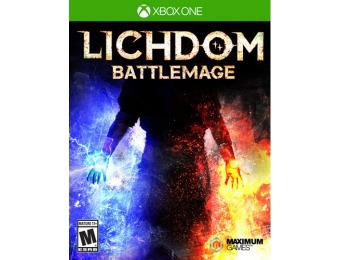 84% off Lichdom: Battlemage - Xbox One