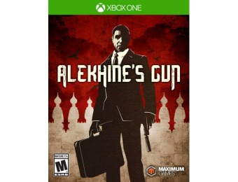 64% off Alekhine's Gun - Xbox One