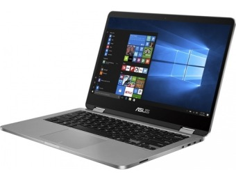 "$100 off ASUS VivoBook Flip 14 TP401CA 2-in-1 14"" Laptop"