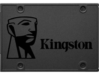 $80 off Kingston A400 960GB Internal SSD