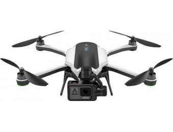 $500 off GoPro Karma Quadcopter with HERO6 Black