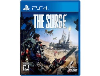 75% off The Surge - PlayStation 4
