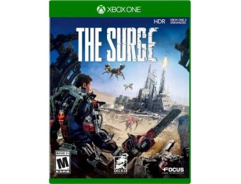 75% off The Surge - Xbox One