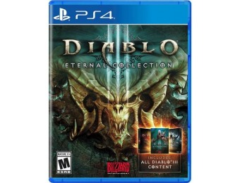 25% off Diablo III: Eternal Collection - PlayStation 4