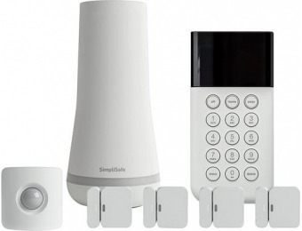 $70 off SimpliSafe Protect Home Security System